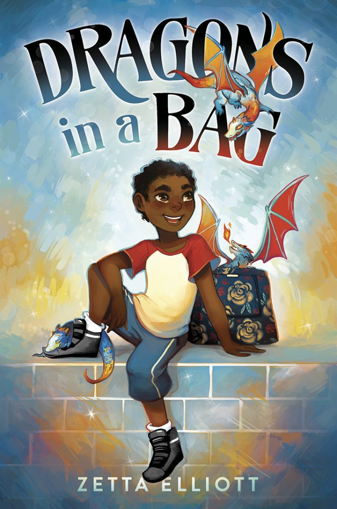 YAYBOOKS! October 2018 Roundup - Dragons in a Bag