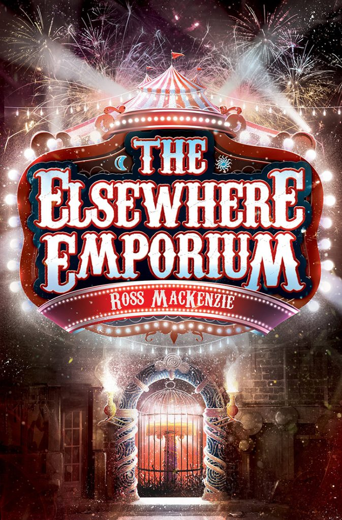 YAYBOOKS! October 2018 Roundup - The Elsewhere Emporium
