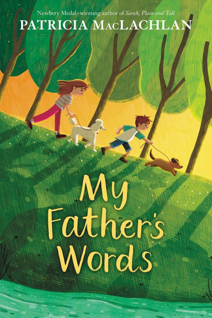 YAYBOOKS! October 2018 Roundup - My Father's Words