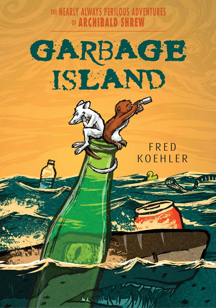 YAYBOOKS! October 2018 Roundup - Garbage Island