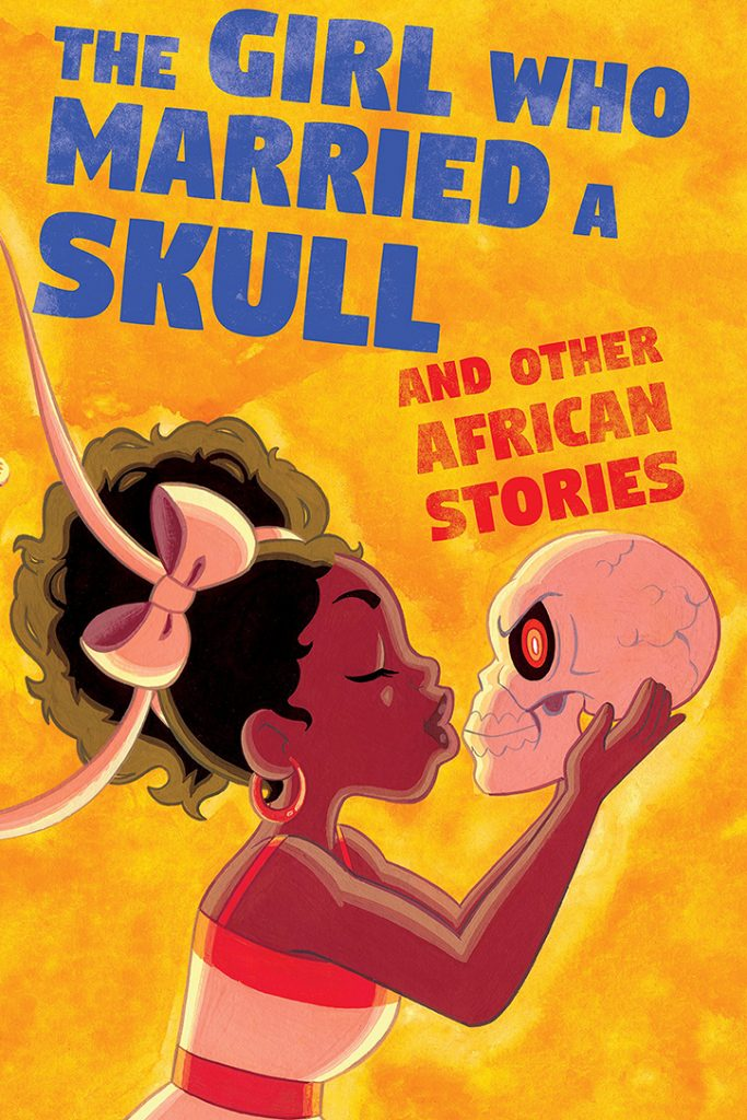 YAYBOOKS! October 2018 Roundup - The Girl Who Married a Skull