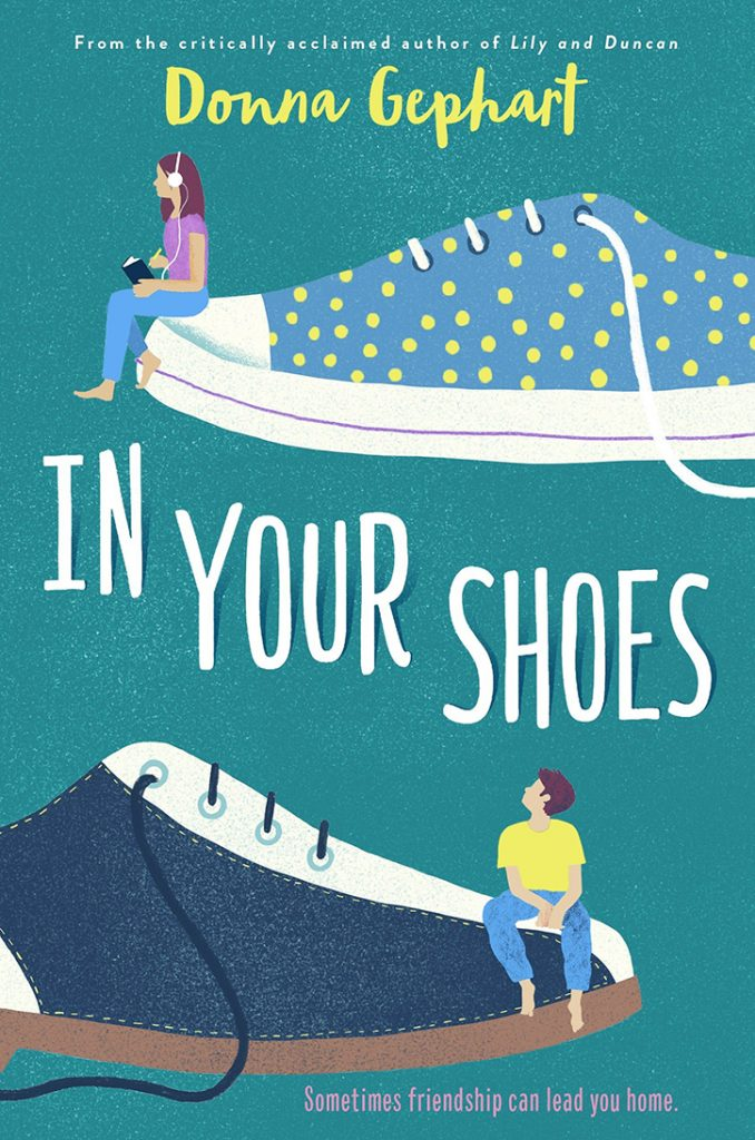 YAYBOOKS! October 2018 Roundup - In Your Shoes