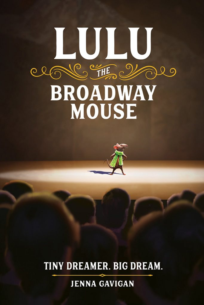 YAYBOOKS! October 2018 Roundup - Lulu the Broadway Mouse