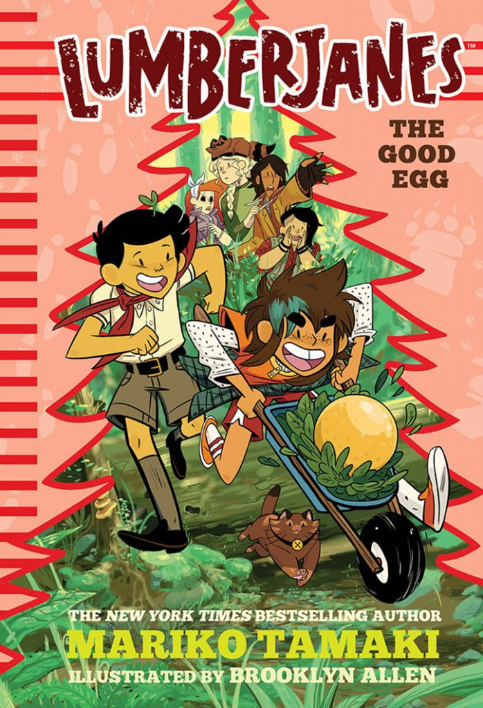 YAYBOOKS! October 2018 Roundup - Lumberjanes: The Good Egg