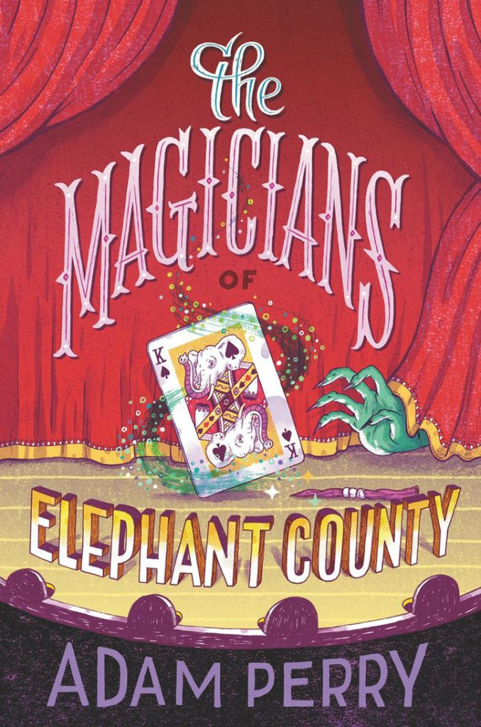 YAYBOOKS! October 2018 Roundup - The Magicians of Elephant County