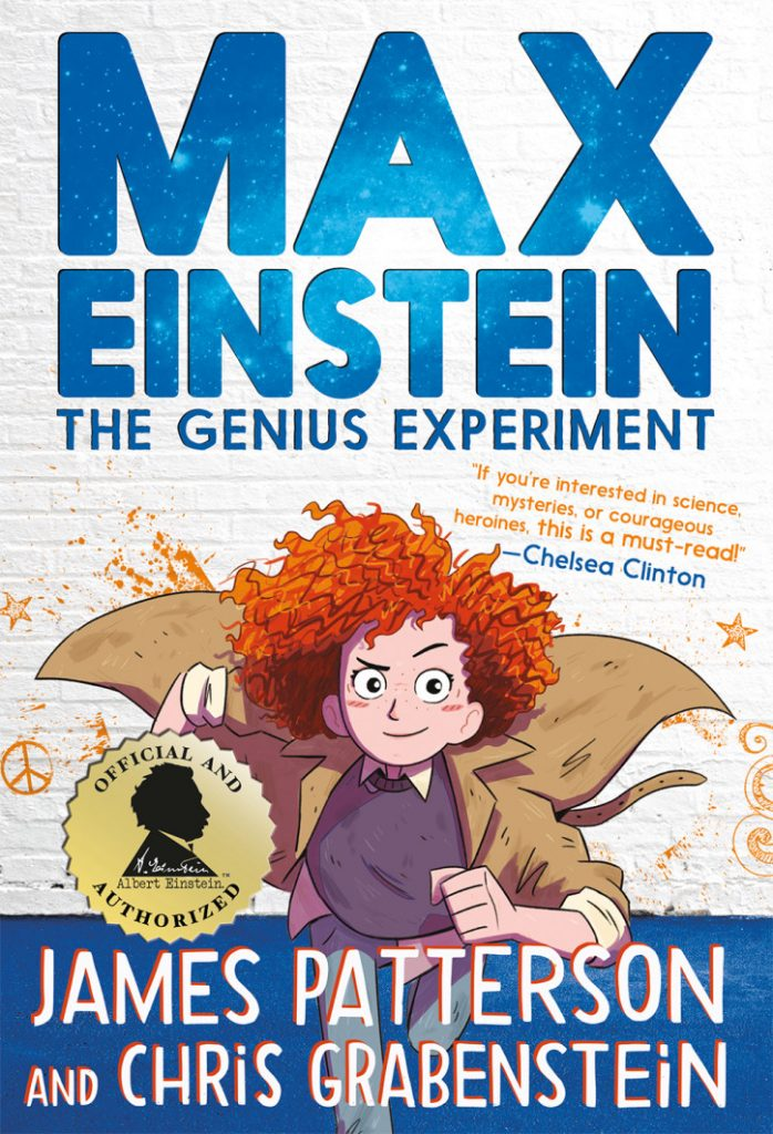 YAYBOOKS! October 2018 Roundup - Max Einstein: The Genius Experiment