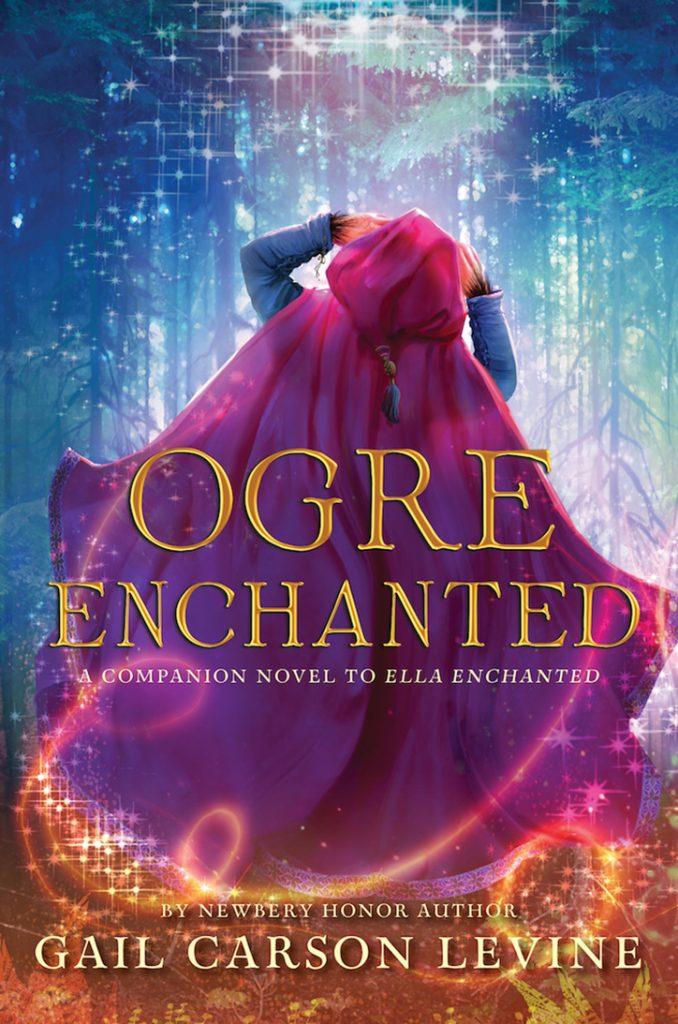 YAYBOOKS! October 2018 Roundup - Ogre Enchanted
