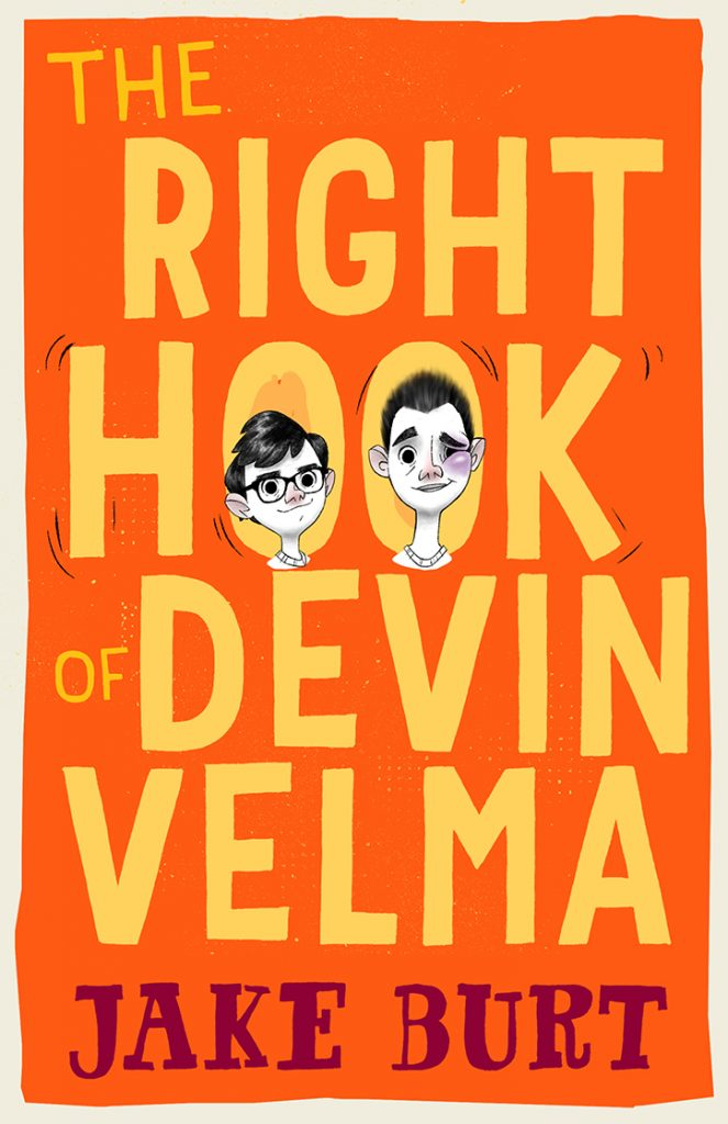 YAYBOOKS! October 2018 Roundup - The Right Hook of Devin Velma