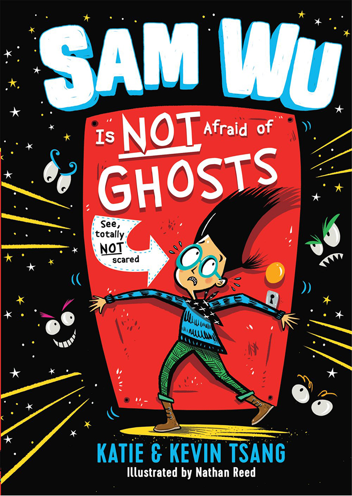 YAYBOOKS! October 2018 Roundup - Sam Wu is Not Afraid of Ghosts