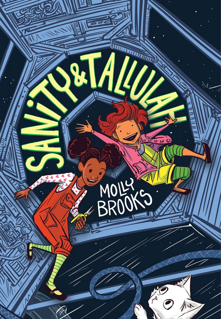 YAYBOOKS! October 2018 Roundup - Sanity and Tallulah