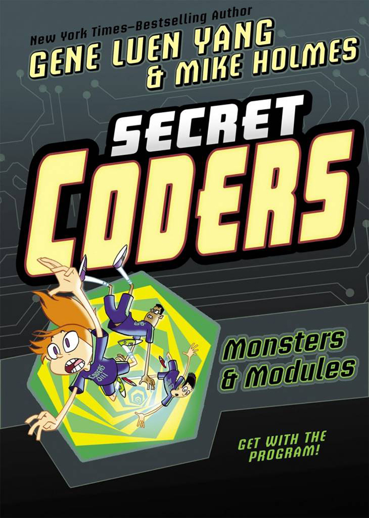 YAYBOOKS! October 2018 Roundup - Secret Coders: Monsters and Modules