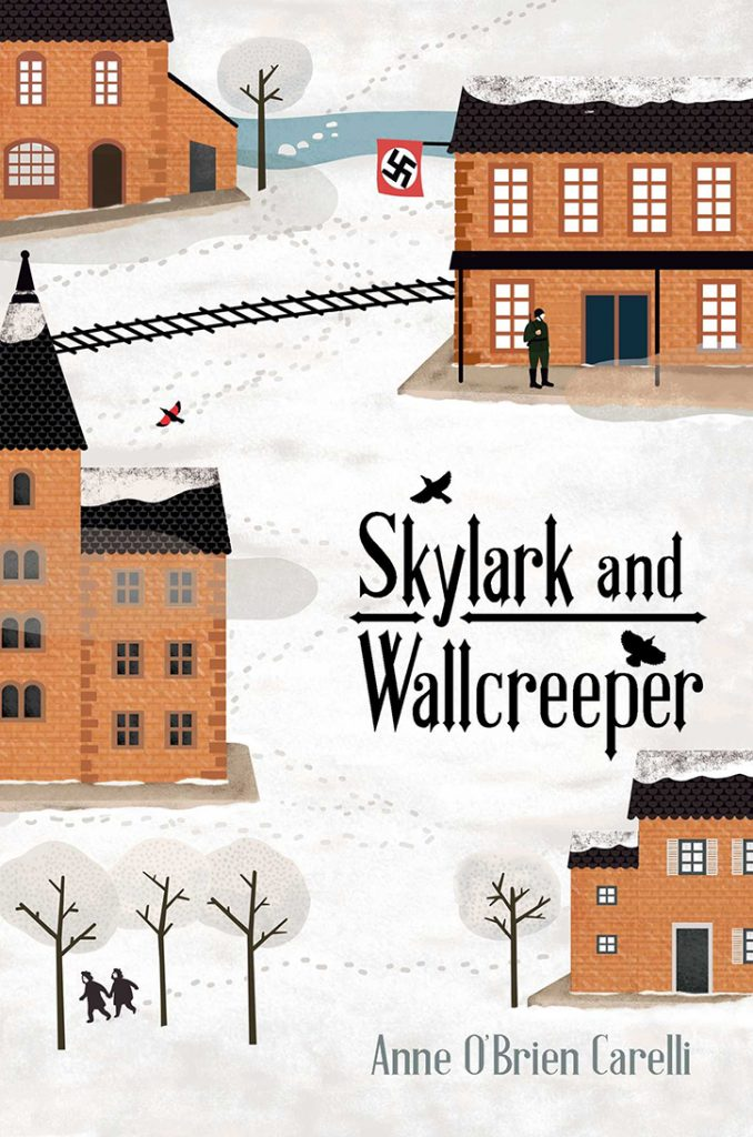 YAYBOOKS! October 2018 Roundup - Skylark and Wallcreeper