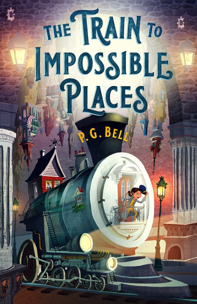 YAYBOOKS! October 2018 Roundup - The Train to Impossible Places