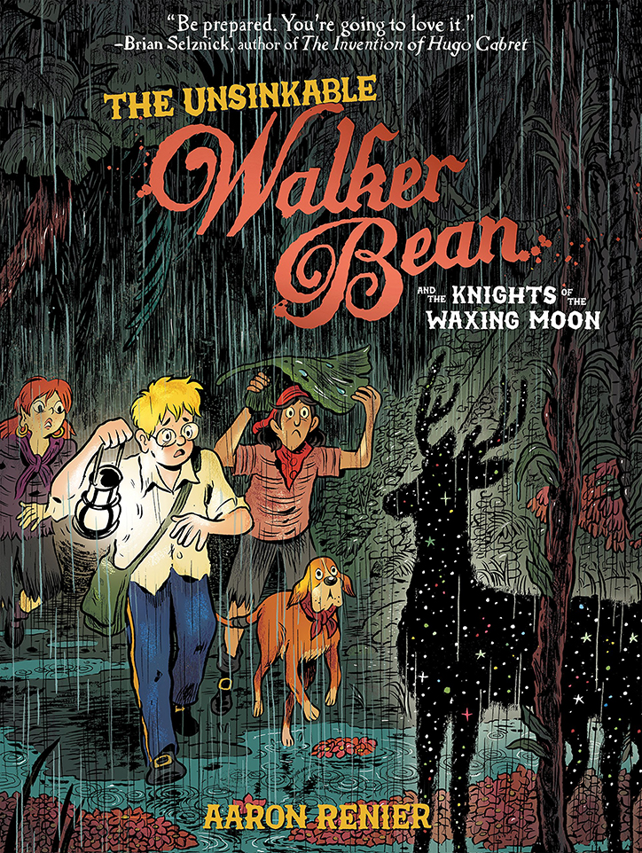 YAYBOOKS! October 2018 Roundup - The Unsinkable Walker Bean and the Knights of the Waxing Moon