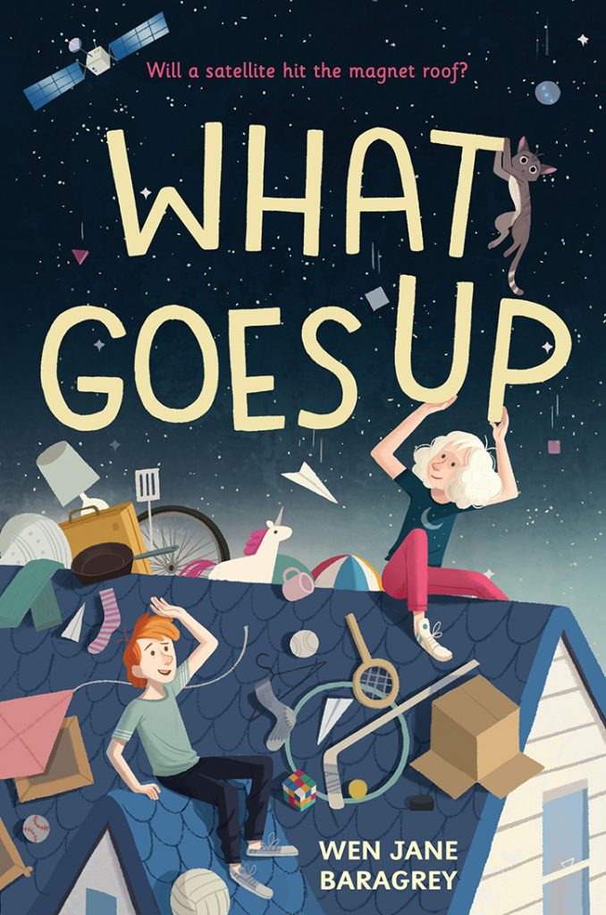 YAYBOOKS! October 2018 Roundup - What Goes Up