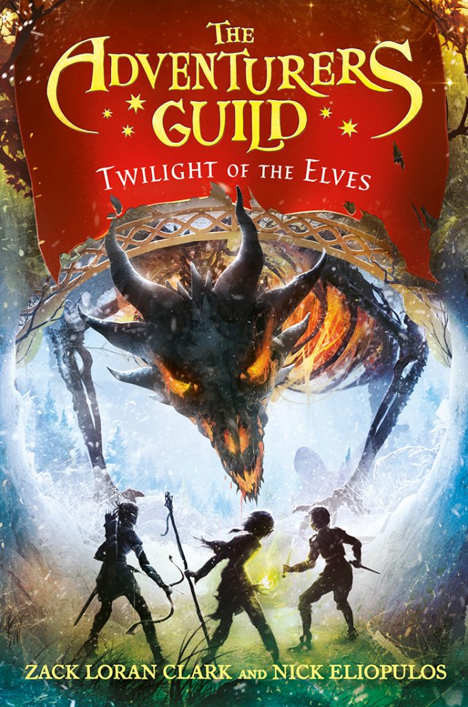 BEYOND THE PAGES: The Adventurer's Guild: Twilight of the Elves