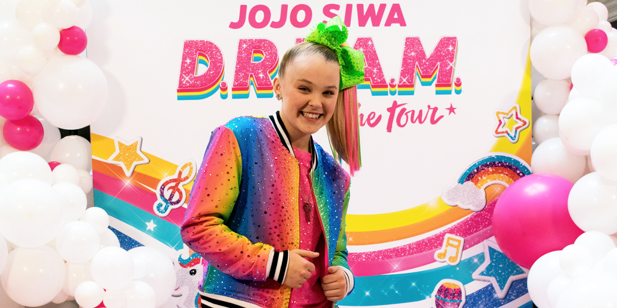 JoJo Siwa D.R.E.A.M. Tour Interview