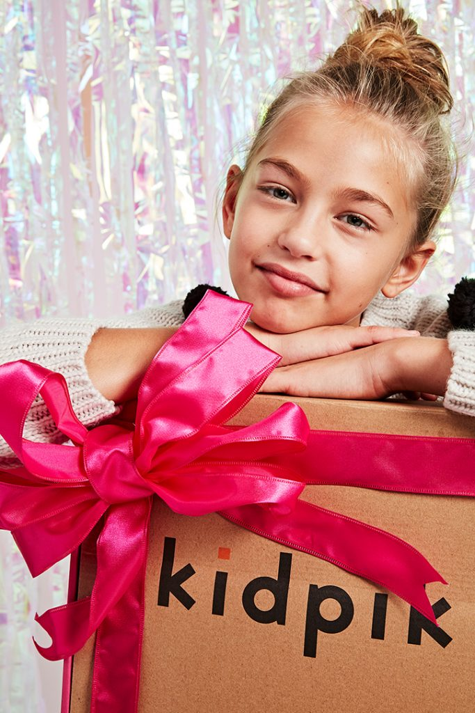 KidPik Holiday Gift Box Giveaway