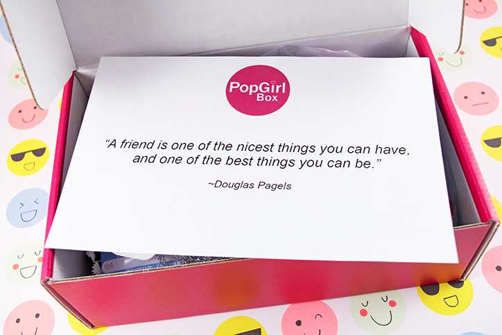 Celebrate Your Besties with the FRIENDSGIVING PopGirl Box