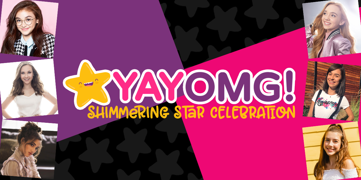 YAYOMG! Shimmering Star Celebration