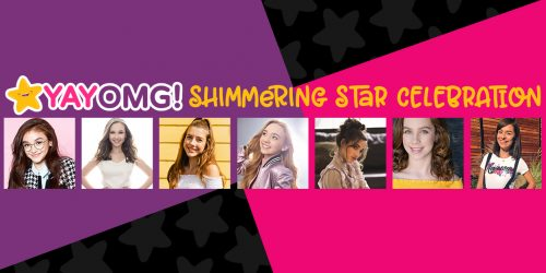 Meet the YAYOMG! Shimmering Star Celebration Nominees
