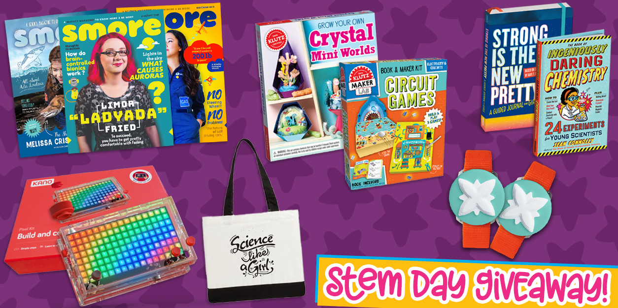 STEM Day Giveaway