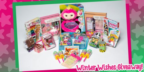 Winter Wishes Prize Pack Giveaway