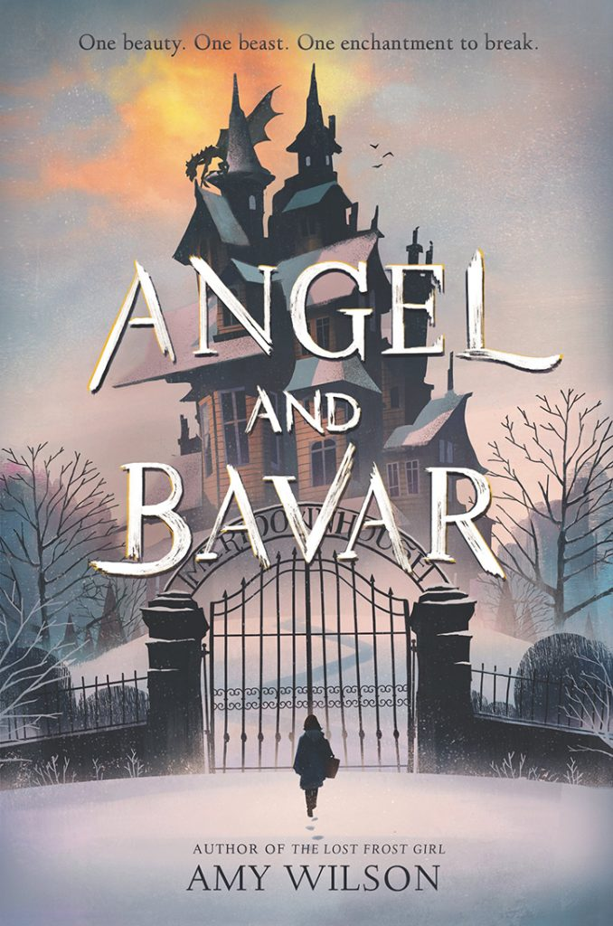 YAYBOOKS! November 2018 Roundup - Angel and Bavar