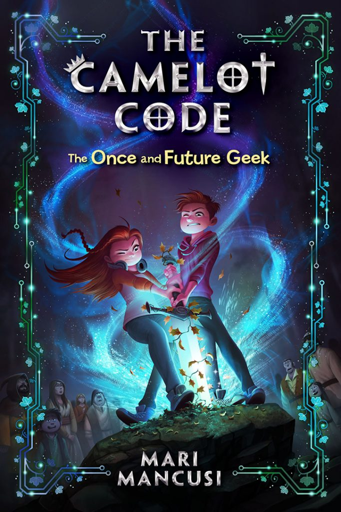 YAYBOOKS! November 2018 Roundup - The Camelot Code: The Once and Future Geek