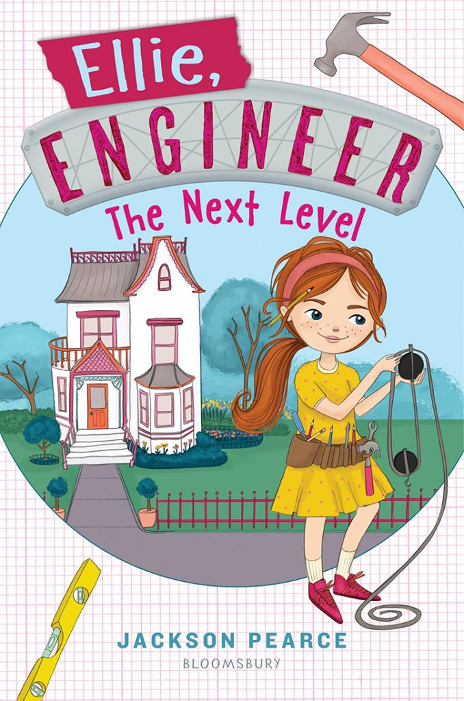 YAYBOOKS! November 2018 Roundup - Ellie, Engineer: The Next Level