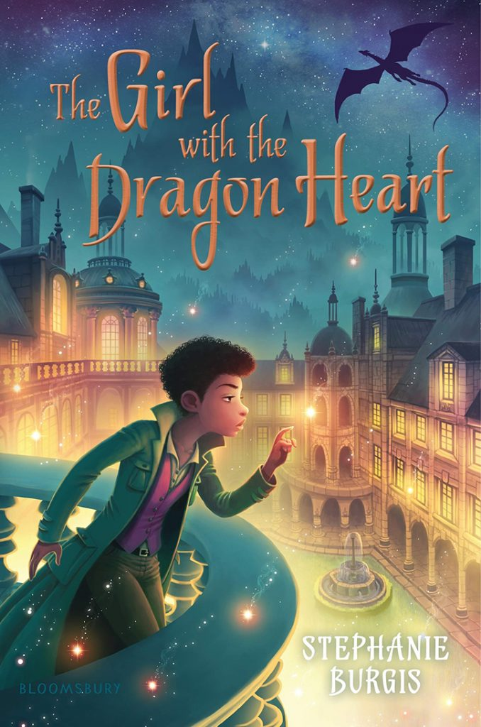 YAYBOOKS! November 2018 Roundup - The Girl with the Dragon Heart