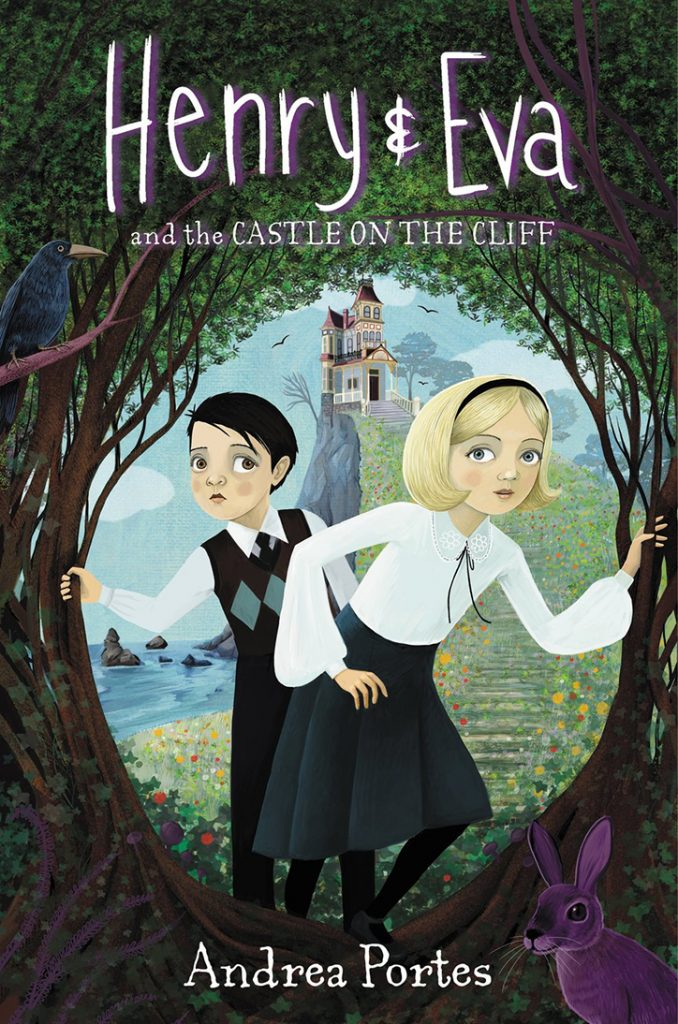 YAYBOOKS! November 2018 Roundup - Henry & Eva and the Castle on the Cliff