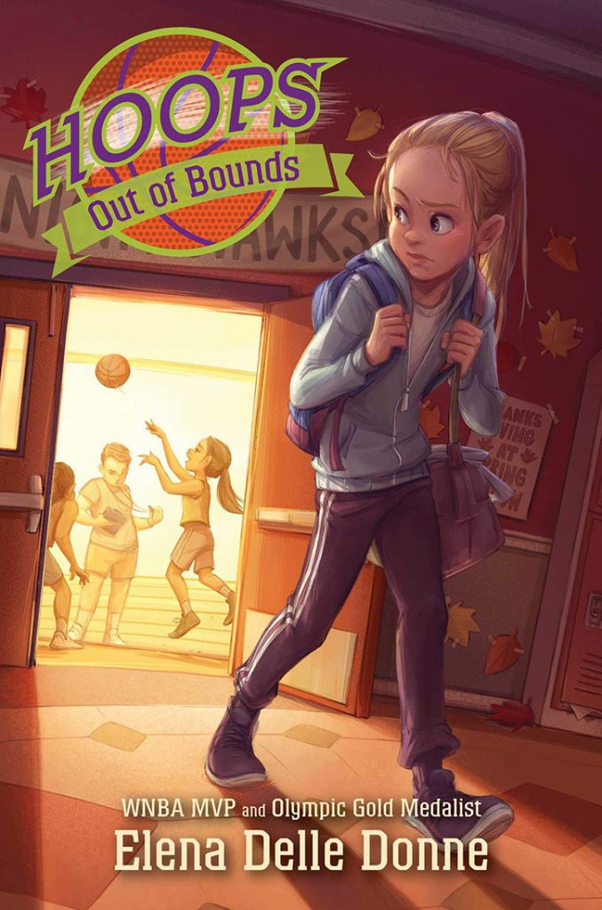 YAYBOOKS! November 2018 Roundup - Hoops: Out of Bounds