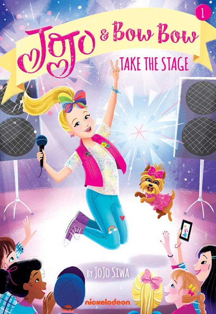 YAYBOOKS! November 2018 Roundup - JoJo and Bow Bow Take the Stage
