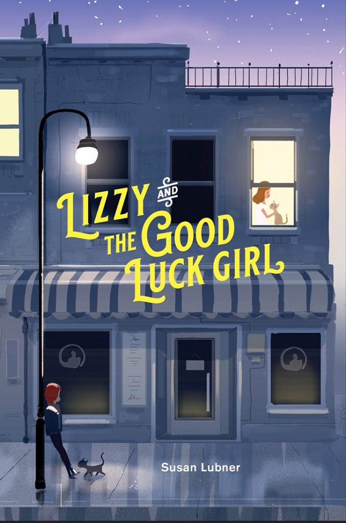 YAYBOOKS! November 2018 Roundup - Lizzy and the Good Luck Girl