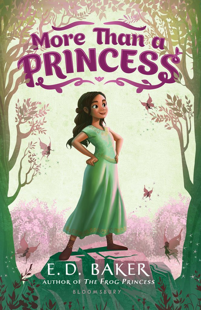 YAYBOOKS! November 2018 Roundup - More Than a Princess