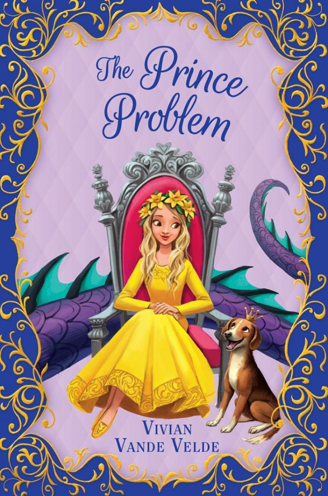 YAYBOOKS! November 2018 Roundup - The Prince Problem