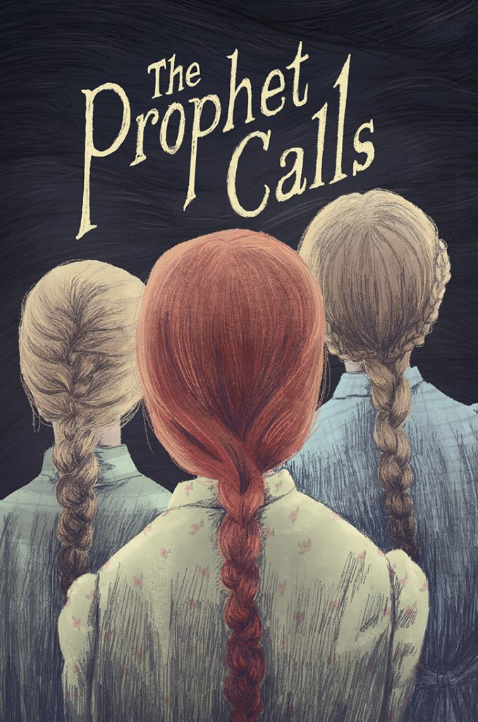 YAYBOOKS! November 2018 Roundup - The Prophet Calls