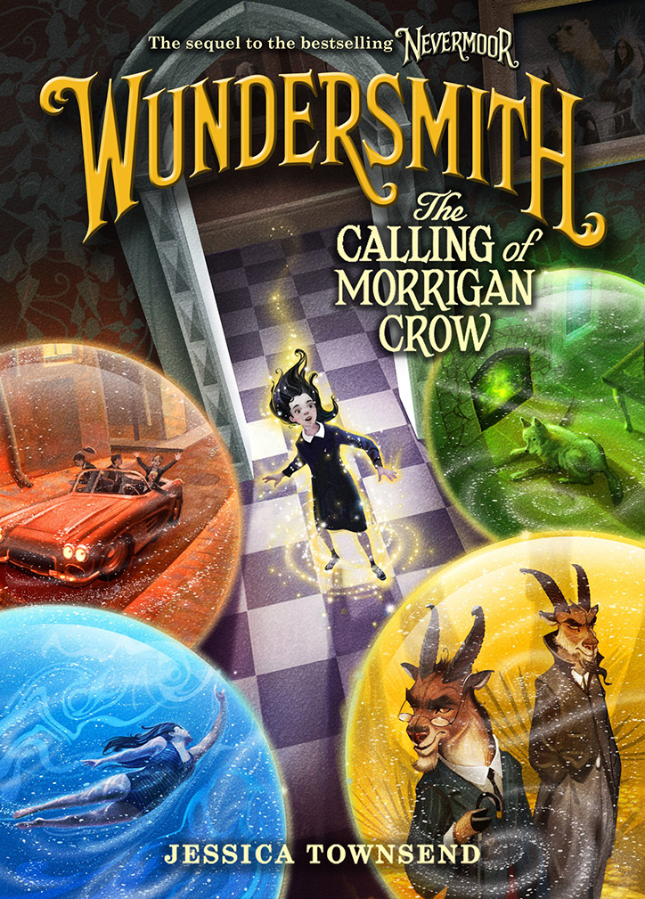 YAYBOOKS! November 2018 Roundup - Wundersmith: The Calling of Morrigan Crow