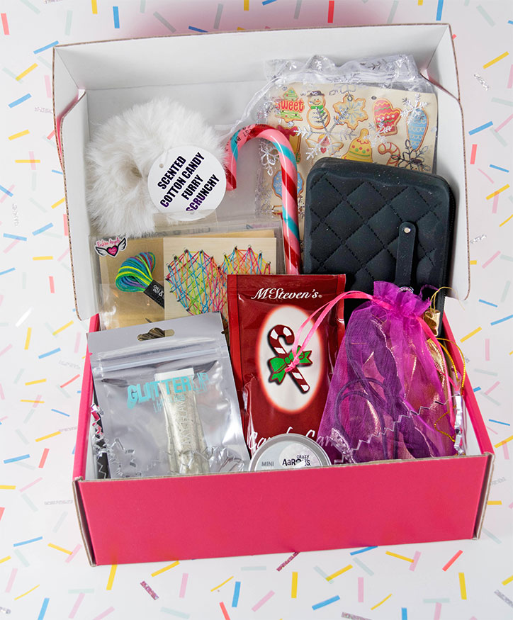 PopGirl Box - Pop Holiday
