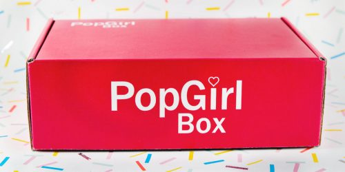Unbox Holiday Magic with the December PopGirl Box