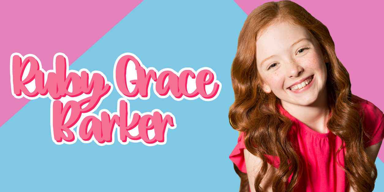 Ruby Grace Barker Interview