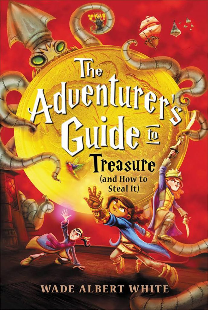 YAYBOOKS! January 2019 Roundup: The Adventurer's Guide to Treasure (and How to Steal It)