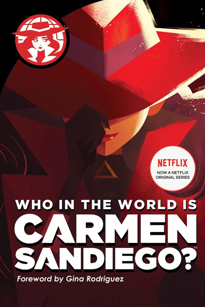 YAYBOOKS! January 2019 Roundup: Who in the World is Carmen Sandiego