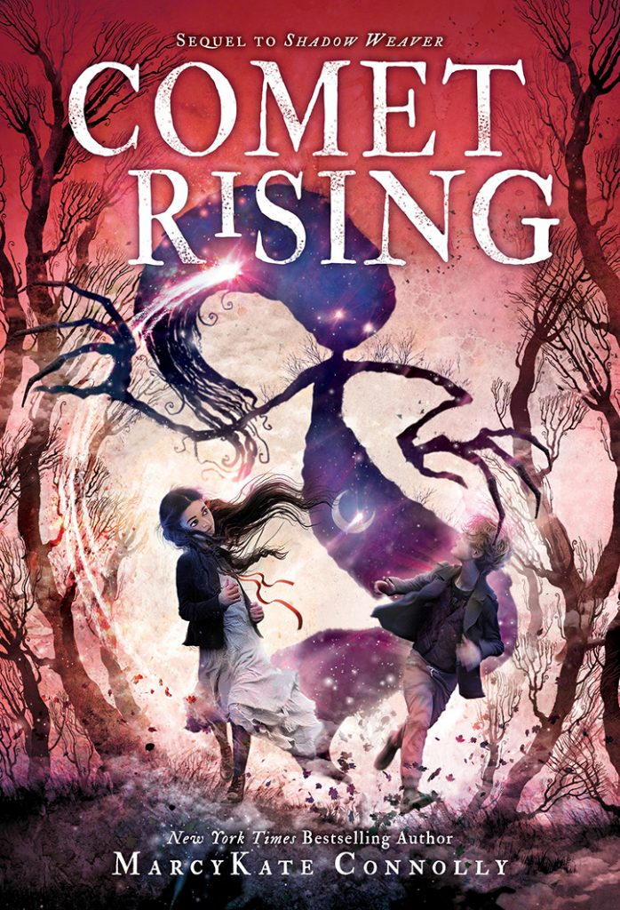 YAYBOOKS! January 2019 Roundup: Shadow Weave: Comet Rising
