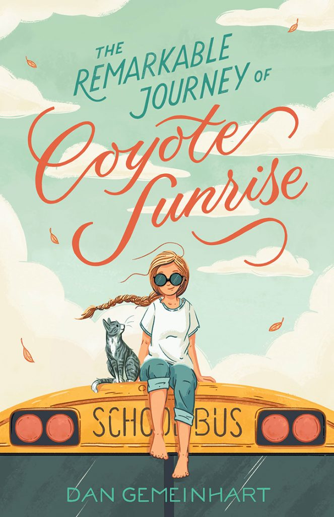 YAYBOOKS! January 2019 Roundup: The Remarkable Journey of Coyote Sunrise