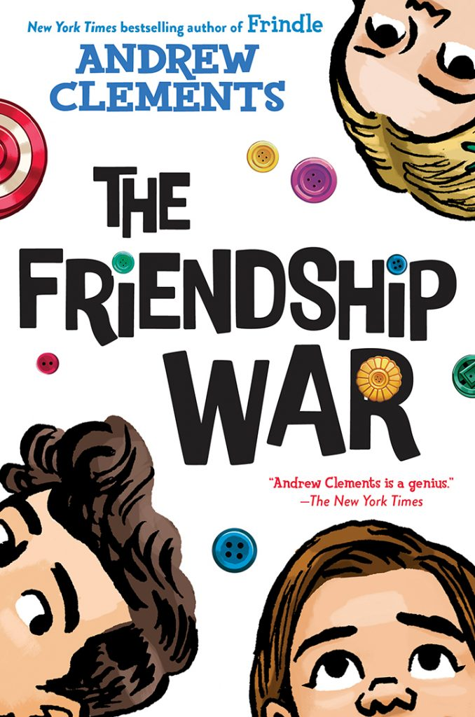 YAYBOOKS! January 2019 Roundup: The Friendship War