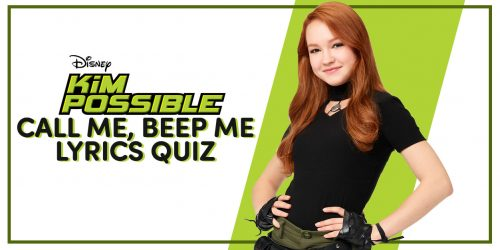 Can You Ace Our Call Me, Beep Me Lyrics Quiz?