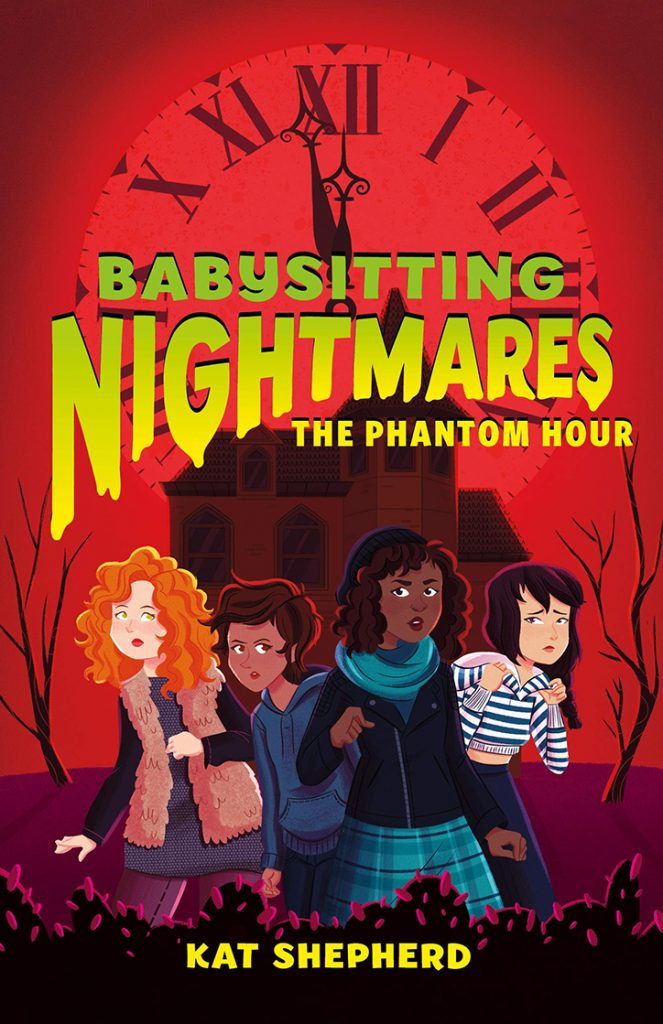 YAYBOOKS! January 2019 Roundup: Babysitting Nightmares: The Phantom Hour