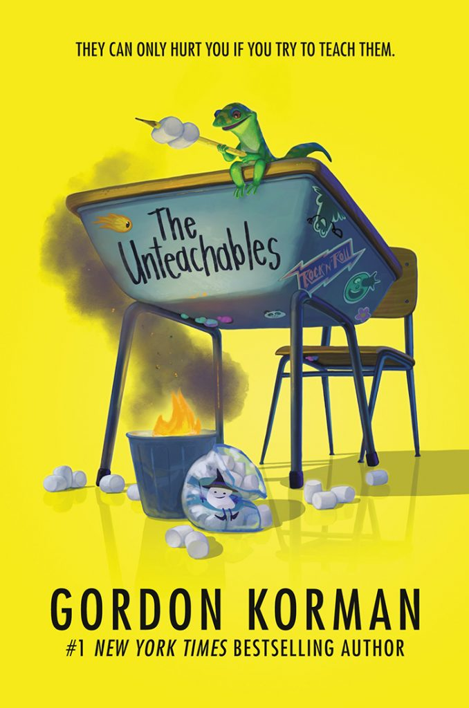 YAYBOOKS! January 2019 Roundup: The Unteachables